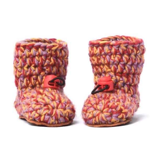 Aina Baby Wool Booties for Kids
