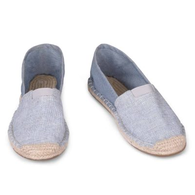 Caesious Blue ExtraFit Espadrilles for Women