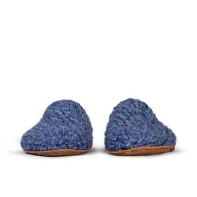 Urban Nights Low Top Wool Slippers for Men