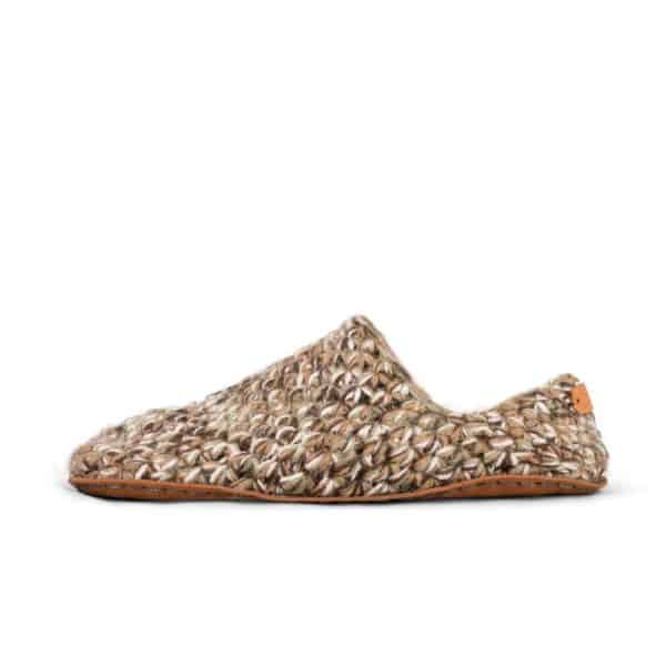 Camo Low Top Wool Slippers for Men