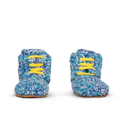 Blues Sports Wool Slippers for Kids 1 – 3 yrs old
