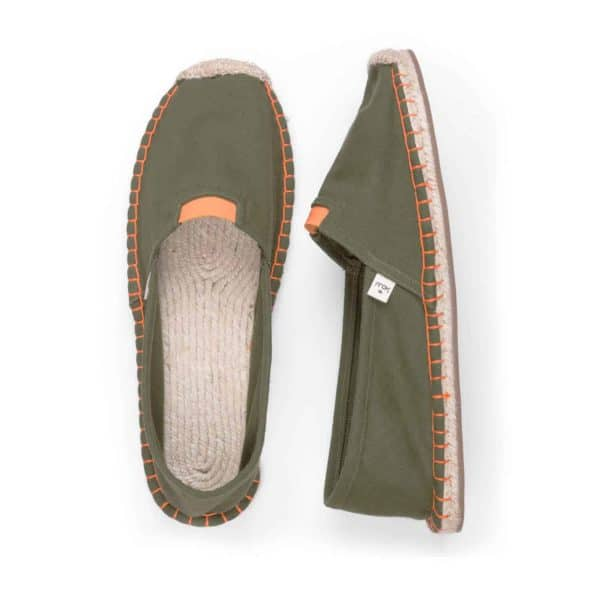 ExtraFit Urban Jungle for Men Khaki Green Orange