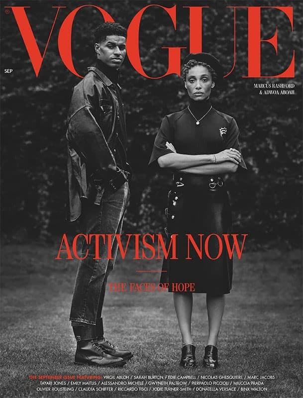 Vogue Cover | September 2020