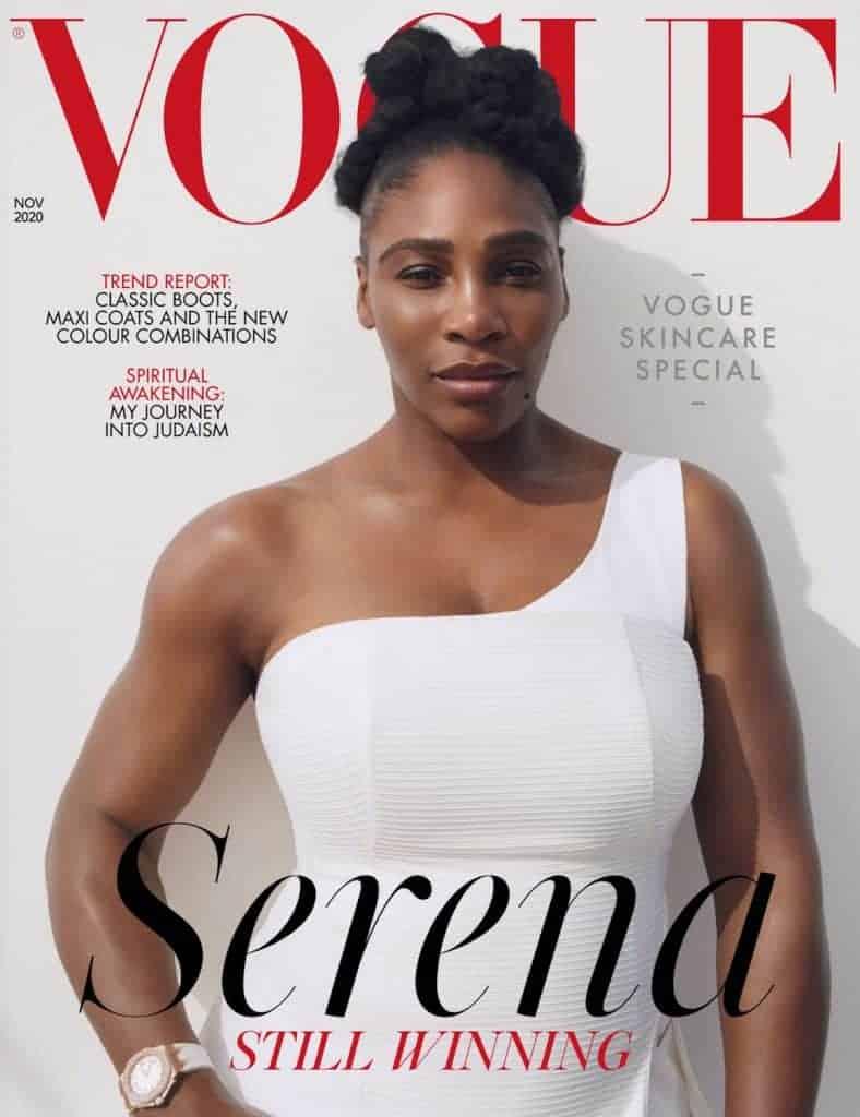 Vogue Cover | November 2020