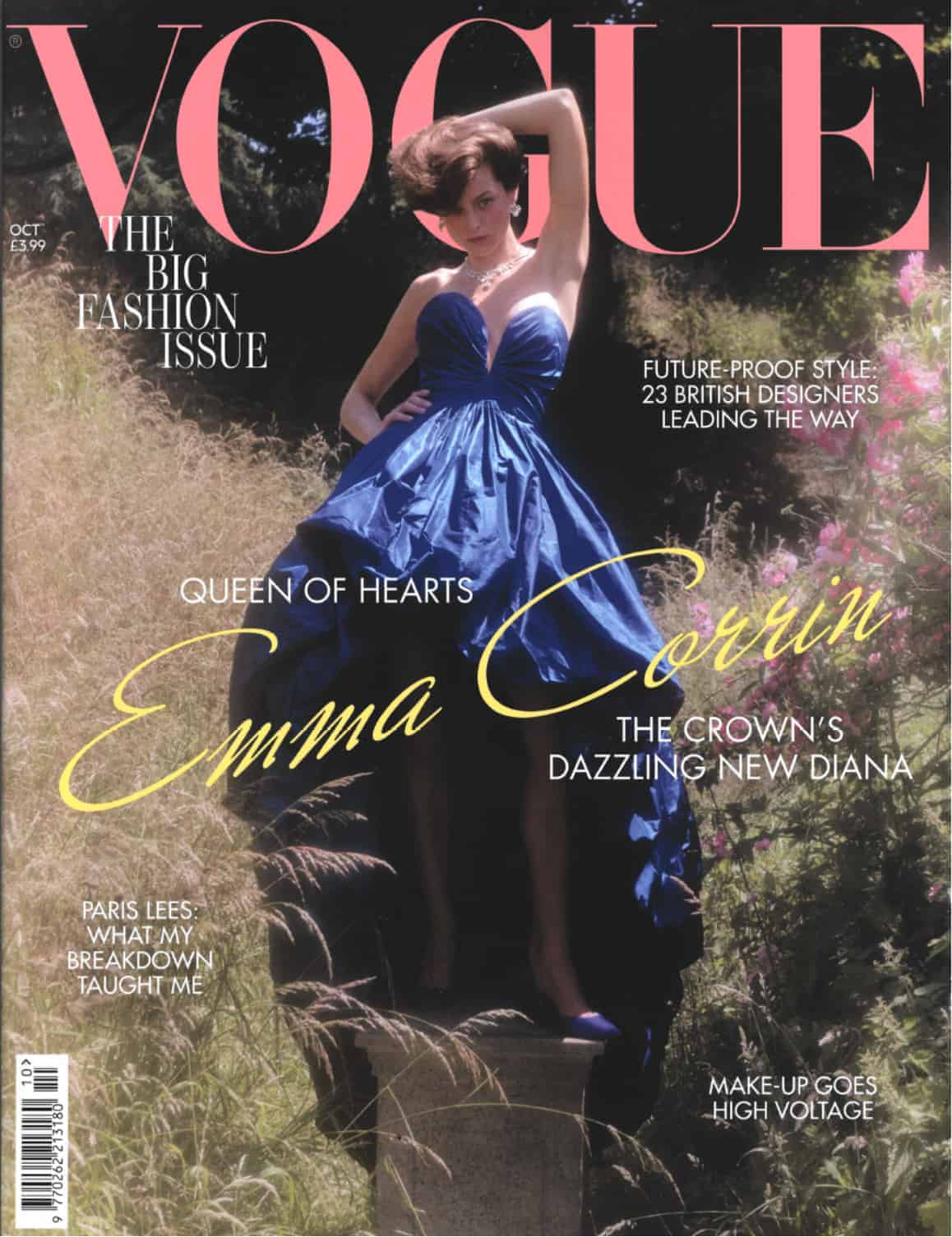 Vogue Cover | October 2020