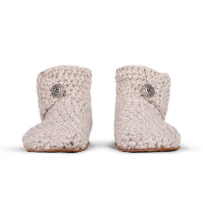 Chai High Top Wool Slippers for Women